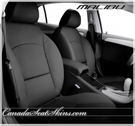 2008 - 2012 Chevrolet Malibu Katzkin Leather Seats