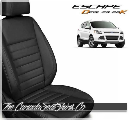 2013 - 2016 Ford Escape Dealer Pak Leather Upholstery Packages