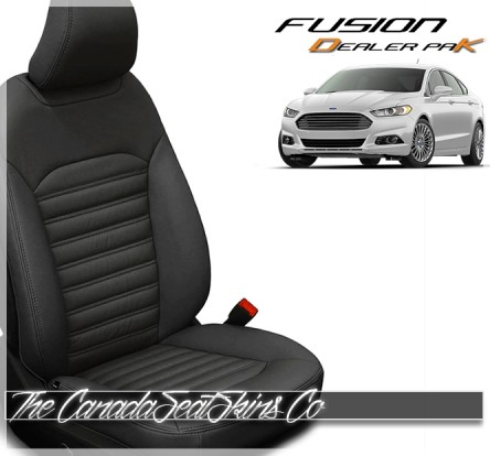 2013 - 2020 Ford Fusion Dealer Pak Leather Seat Sale