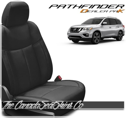 2013 - 2020 Nissan Pathfinder Dealer Pak Leather Interior Conversion Sale
