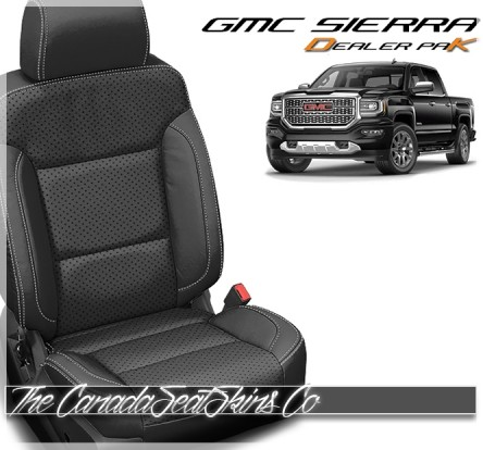 2014 - 2018 GMC Sierra Katzkin Dealer Pak Leather Seat Sale