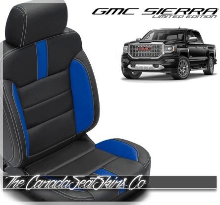 2014 - 2018 GMC Sierra Limited Edition Katzkin Leather Seat Sale
