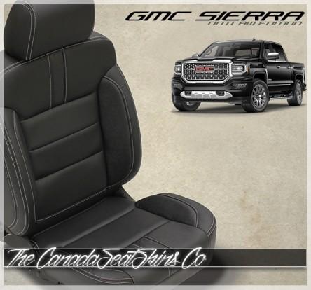 2014 - 2018 GMC Sierra Katzkin Outlaw Edition Leather Seat Sale