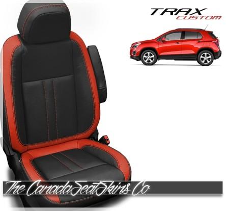2014 - 2020 Chevrolet Trax Custom Katzkin Leather Seat Sale