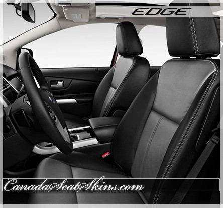 2014 Ford Edge Katzkin Custom Leather Seats