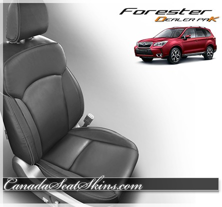 2014 - 2016 Subaru Forester Leather Seat Kit