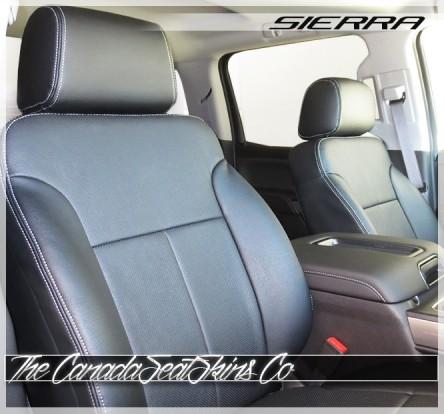 2014 - 2018 GMC Sierra HD Fleet Commercial Grade Seat Covers