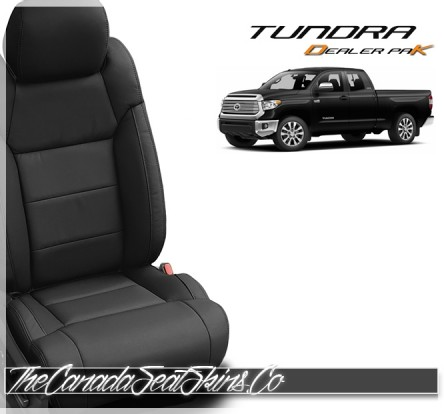 2014 - 2020 Toyota Tundra Katzkin Dealer Pak Leather Seats