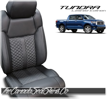 2014 - 2020 Toyota Tundra TekMax Limited Edition Leather Seats
