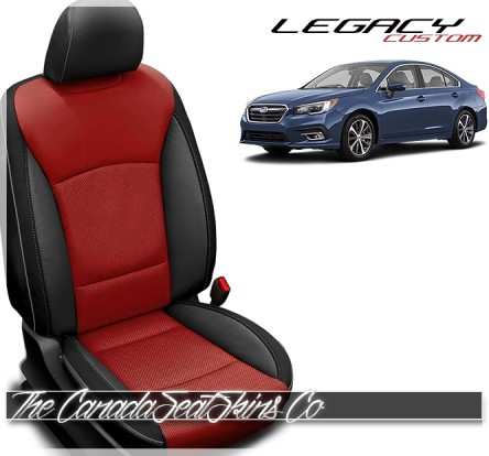 2015 - 2019 Subaru Legacy Custom Katzkin Leather Seat Sale