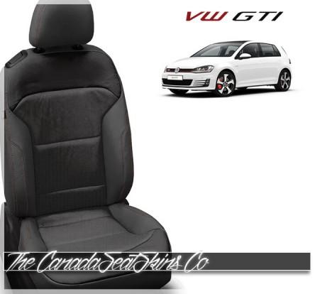 2015 - 2020 Volkswagen GTI Katzkin Custom Leather Seat Sale