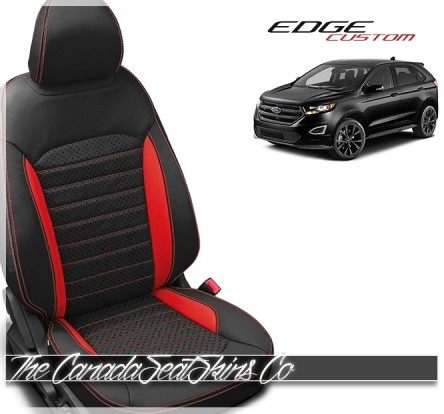 2015 - 2020 Ford Edge Katzkin Custom Leather Seat Sale