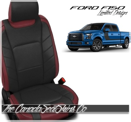 2015 - 2020 Ford F150 Limited Edition Katzkin Leather Seat Sale