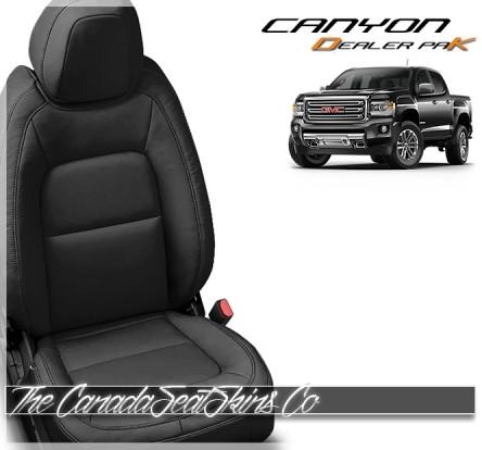 2015 - 2021 GMC Canyon Katzkin DK Leather Interior Dealer Promotion