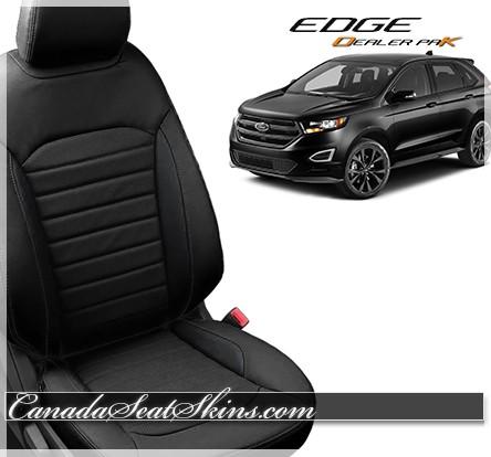 2015 - 2019 Ford Edge Katzkin Leather Seat Sale Black
