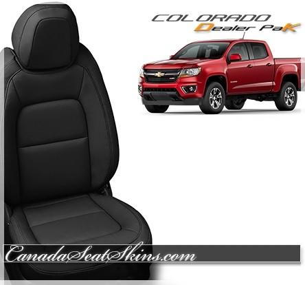 2015 - 2019 Chevrolet Colorado Katzkin Leather Promotion