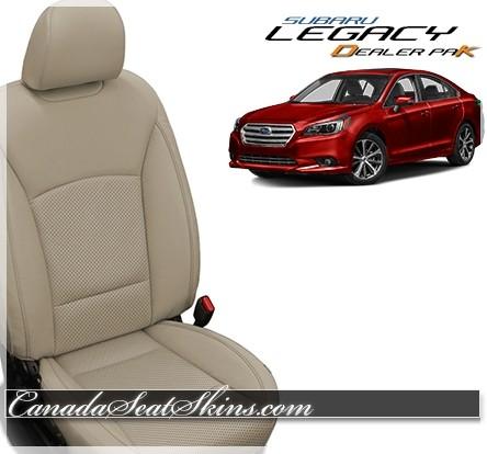 2015 - 2018 Subaru Legacy Katzkin Tan Leather Sale