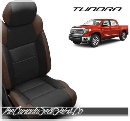 Toyota Tundra Seat Covers >> 2014 2019 Toyota Tundra Custom Leather Upholstery