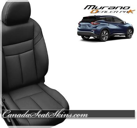 2015 - 2016 Nissan Murano Leather Seats