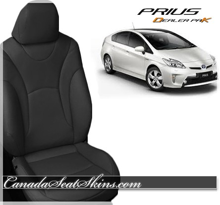 2016 - 2017 Toyota Prius Dealer Pak Katzkin Leather Seats