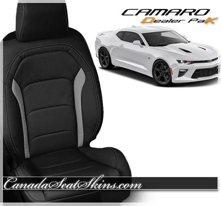 2016 2018 Chevrolet Camaro Dealer Pak Leather Upholstery Kit