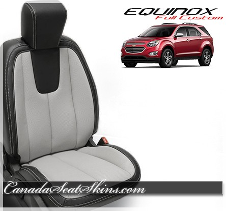 2010 - 2017 Chevrolet Equinox Katzkin Leather Seats