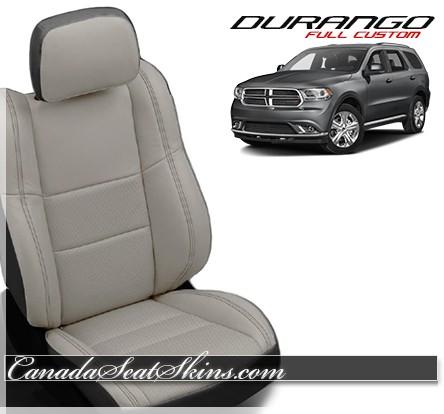 2011 2018 Dodge Durango Custom Leather Upholstery