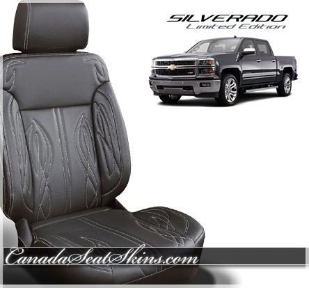 2016 - 2018 Chevrolet Silverado Freestyle Limited Edition Leather Kit