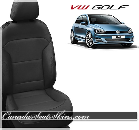2015 - 2018 Volkswagen Golf Katzkin Leather Seats