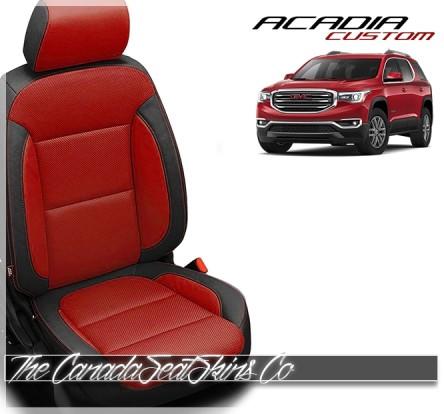 2017 - 2021 GMC Acadia Katzkin Custom Leather Seat Sale