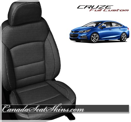 2016 2017 2018 2019 Chevrolet Cruze Katzkin Custom Leather Seats