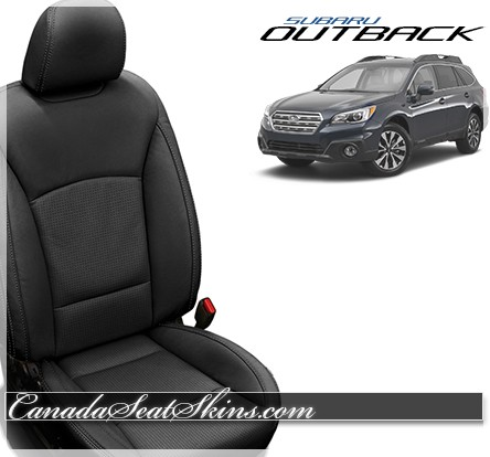 2015 - 2019 Subaru Outback Katzkin Custom Leather Seats