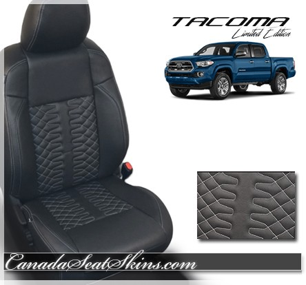 2016 Toyota Tacoma Sr5 >> 2016 - 2018 Toyota Tacoma Limited Edition Leather Upholstery