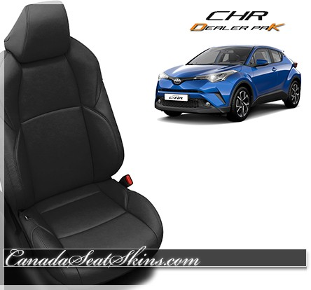 2018 - 2019 Toyota CHR Katzkin Dealer Pak Leather Seats