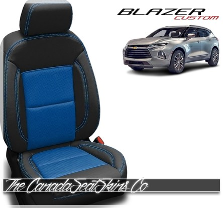 2019 - 2020 Chevrolet Blazer Katzkin Custom Leather Seat Sale