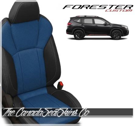 2019 - 2021 Subaru Forester Custom Katzkin Leather Seat Sale