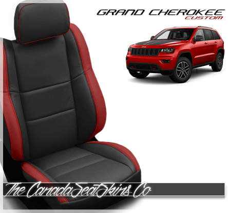 2011 - 2020 Jeep Grand Cherokee Custom Leather Seats