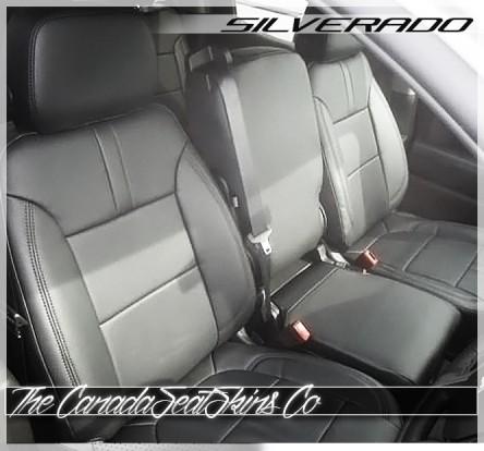 2019 - 2020 Chevrolet Silverado HD Fleet Commercial Seat Covers