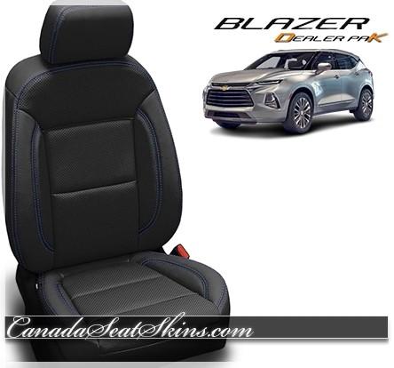 2019 - 2020 Chevrolet Blazer Dealer Pak Leather Seat Promotion