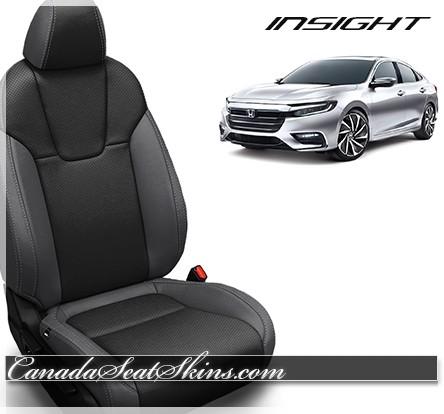 2019 Honda Insight Custom Katzkin Leather Upholstery
