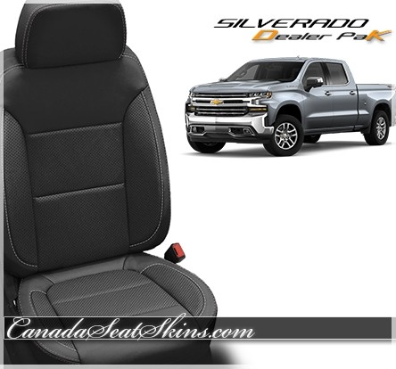 2019 Chevrolet Silverado Katzkin Leather Seat Promotion
