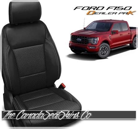 2021 - 2022 Ford F150 Katzkin Dealer Pak Leather Seat Promotion