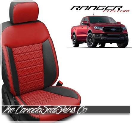 2019 - 2021 Ford Ranger Katzkin Custom Leather Seat Sale