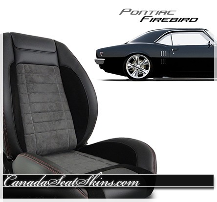 1967 - 1969 Pontiac Firebird SSR2 Restomod Bucket Seat Kit