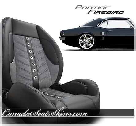 1967 - 1969 Pontiac Firebird VXR Restomod Bucket Seat Kit