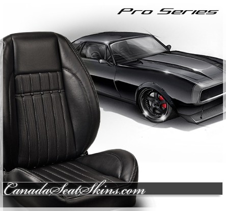 Pro Series Low Back Deluxe Bucket Seat