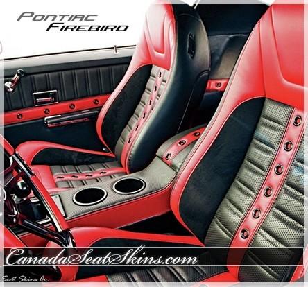 1971 - 1981 Pontiac Firebird Sport XR Restomod Bucket Seats