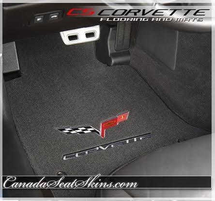 1997 - 2004 Chevrolet Corvette Replacement Carpet