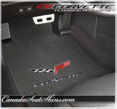 2005 - 2013 Chevrolet Corvette Replacement Carpet