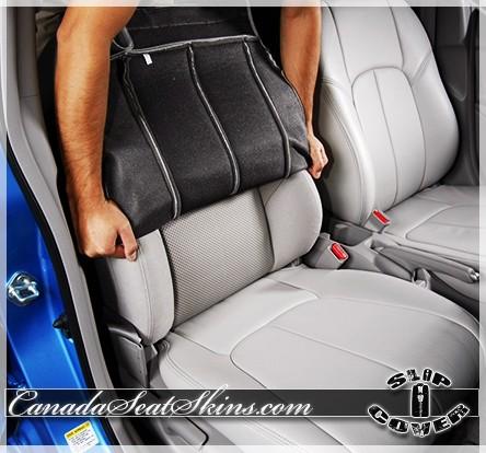 ... 2008   2010 Honda Odyssey Clazzio Seat Cover Installation ...